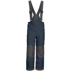 VAUDE Snow Cup III Pants Children grey/blue